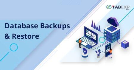 Database Backup & Restore