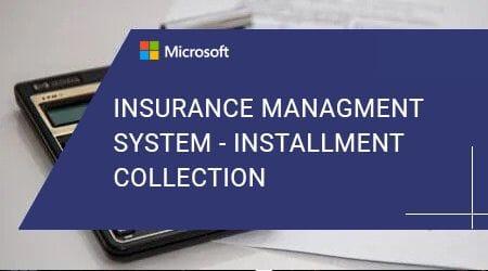 Installment Collection Application
