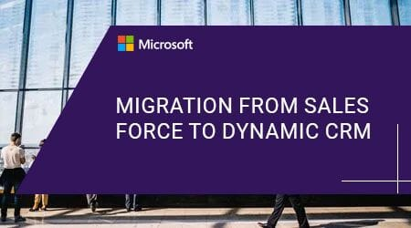 Salesforce to Microsoft Dynamic CRM
