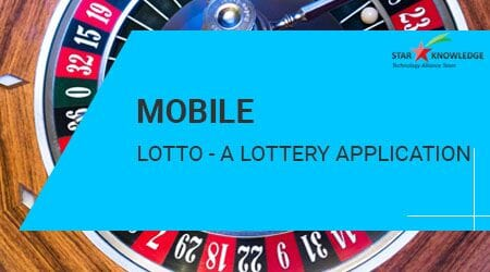 Lottery Application