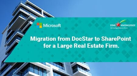 Migrate DocStar to SharePoint