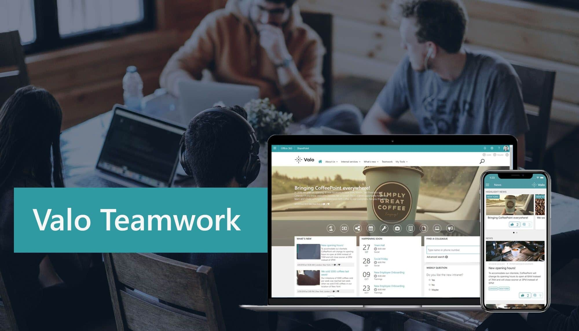 corporate intranet solutions
