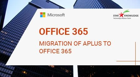 APLUS to Office365