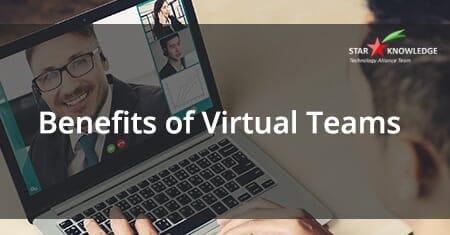 virtual teams advantages