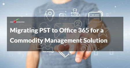 migrate pst to office 365