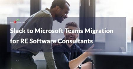 Slack to teams migration