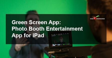 Green screen app