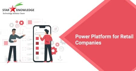 Power Platform for retailers