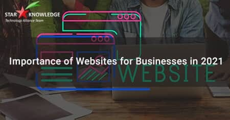 importance of website for business