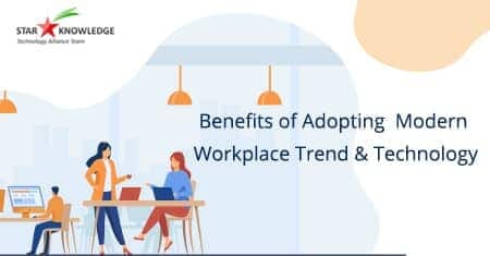 trends in modern workplace