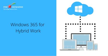 windows 365 cloud pc for hybrid work